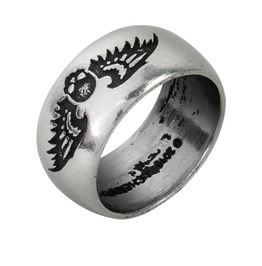 Desolation Men's Alternative Ring By Alchemy Gothic