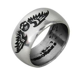 Desolation Men's Alternative Ring By Alchemy Gothic