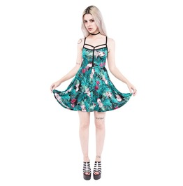 Iron Fist Clothing Midnight Mermaid Dress