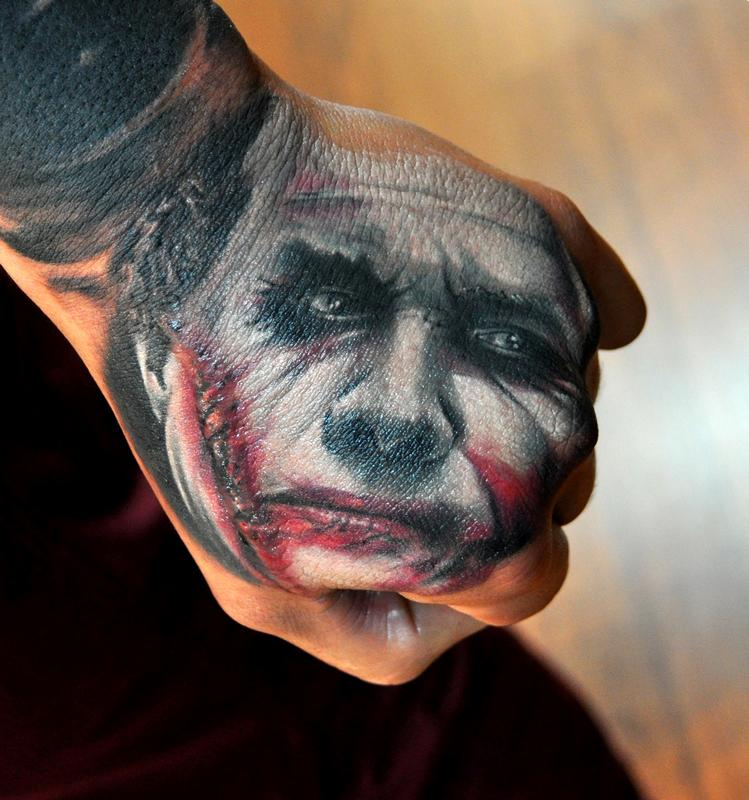 Best & Most Stunning Hand Tattoos 2013