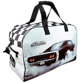 Billy Eight Rockabilly Handbag Badass Bad Ass Bag Muscle Car Dodge Charger