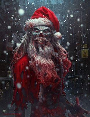 4 Kick-Ass Santa X-Mas Memes