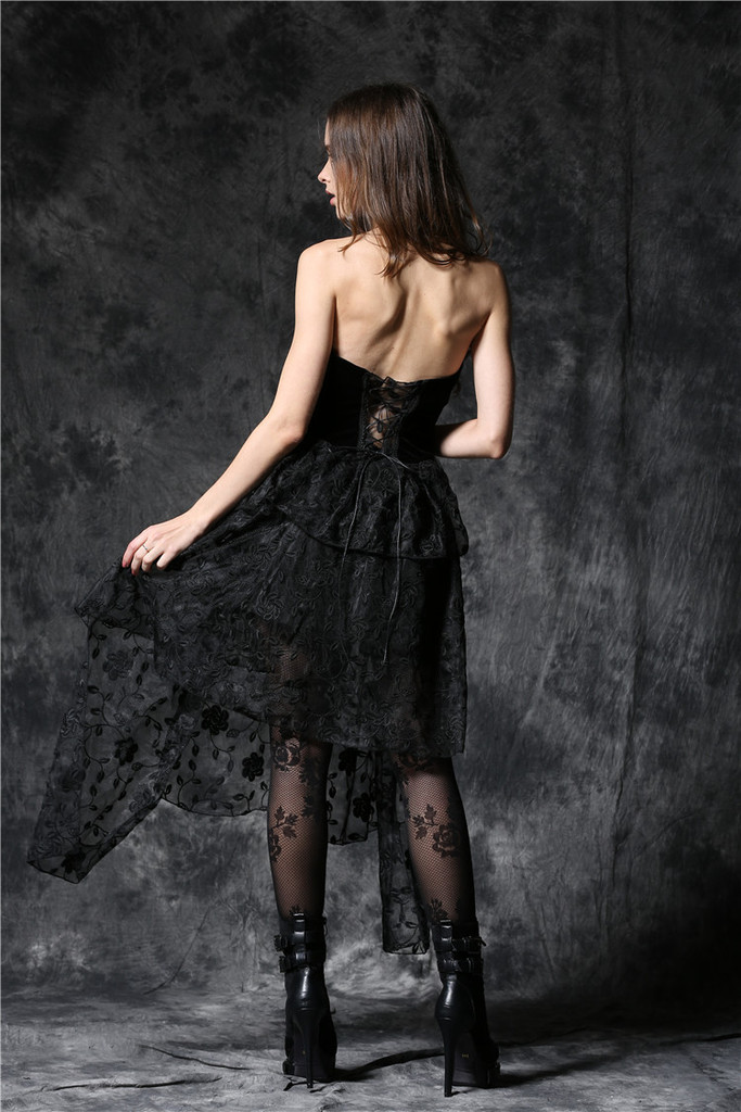 black_gothic_flowy_jagged_skirt_halter_cross_mini_dress_9_ship_worldwide_dresses_6.jpg