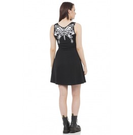 Jawbreaker Clothing Watch Your Back Dress