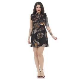 Jawbreaker Clothing Deadly Fan Dance Dress