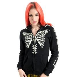 Jawbreaker Clothing Full Face Skeleton Hood