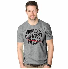 World's Greatest Farter T Shirt. Hilarious Men's T Shirt.
