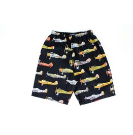 Vintage Airplane Boy's Shorts