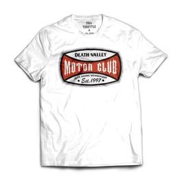 Full Throttle Death Valley Motor Club Mens T Shirt Full Throttle