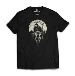 Full Throttle Grim Racer Mens T Shirt