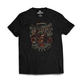 Full Throttle Las Vegas Bikefest Mens T Shirt