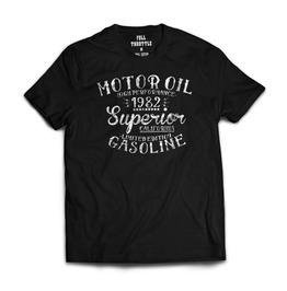 Full Throttle Motor Oil Mens T Shirt