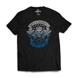 Full Throttle Speed Junkies Mens T Shirt
