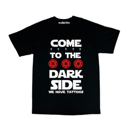 Come To The Dark Side We Have Tattoos Tee