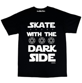 Skate With The Dark Side Tee