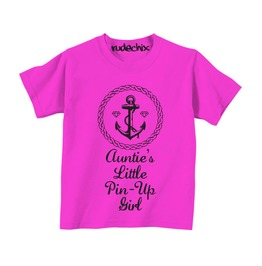 Aunties Little Princess Tee