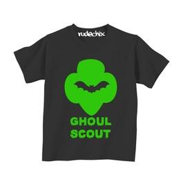 Ghoul Scout Black Tee