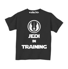 Jedi In Training Boys Tee