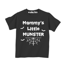 Mommy's Little Munster Tee