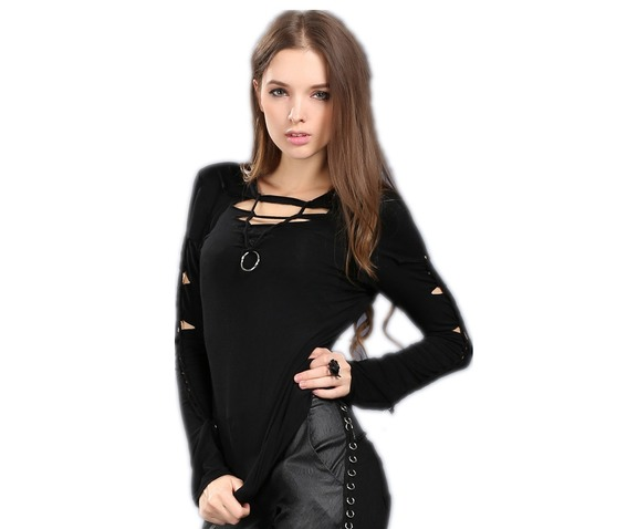 ladies_black_o_ring_long_gap_sleeve_goth_punk_string_top_9_ships_worldwide_standard_tops_5.jpg