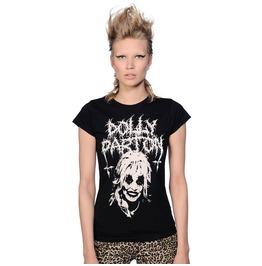 Toxico Clothing Black Bm Dolly T Shirt