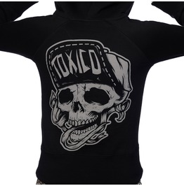 Toxico Clothing Black Suicidal Ziphood