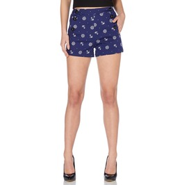 Voodoo Vixen Clothing Tina Cute High Waist Shorts