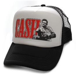 Toxico Clothing Unisex Black White Cash Trucker Hat