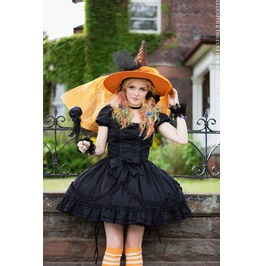 Gloomth Alouette Gothic Lolita Party Dress Regular And Plus Size