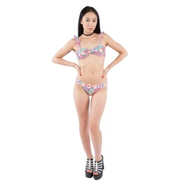 Iron Fist Clothing Grin & Bear It Bikini