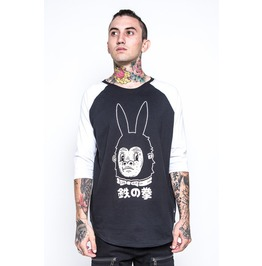 Iron Fist Clothing Gogo Rilla Raglan Tee