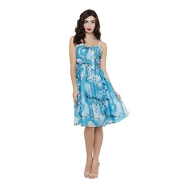 Voodoo Vixen Clothing Clara Dreamy Spring Day Dress