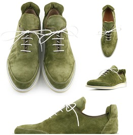 Urban Suede Lace Up Sneakers, Shoes 234