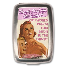 Thank God! Pill Box