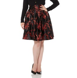 Voodoo Vixen Clothing Stunning Cara Skirt