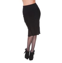 Voodoo Vixen Clothing Marli Vintage Inspired Skirt