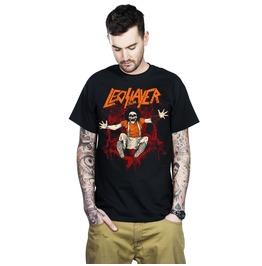 Toxico Clothing Black Leo Slayer T Shirt