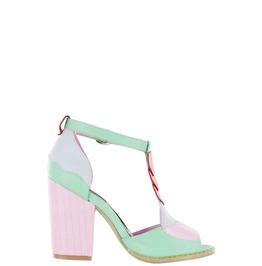 Iron Fist Shoes Cupcake Heel