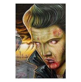Viva Las Vegas Art Print By Artist Randy Drako