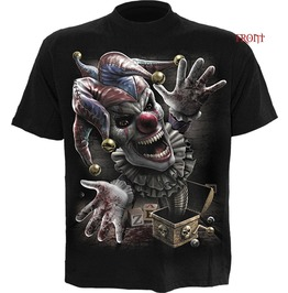 Spiral T Shirt Jack In The Box Size Xl