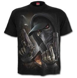 Spiral T Shirt Street Reaper