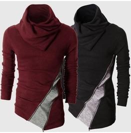 Men's Turtleneck Slim Fit Sweater