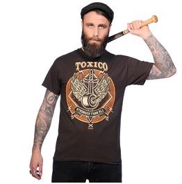 Toxico Clothing Chocolate Stronger T Shirt