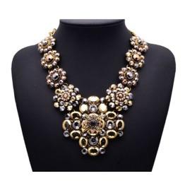 Women's Exclusive Long Vintage Statement Necklace