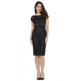 Voodoo Vixen Black Lysa Vixen Dress