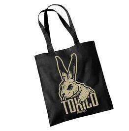 Toxico Clothing Black Shhh Bag