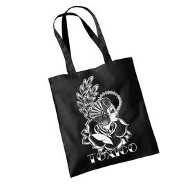 Toxico Clothing Black Lady Bag