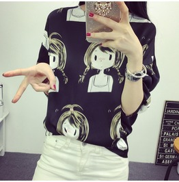 Camiseta Muñecas / Dolls T Shirt Wh072