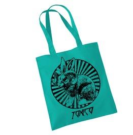 Toxico Clothing Green Jackalope Bag