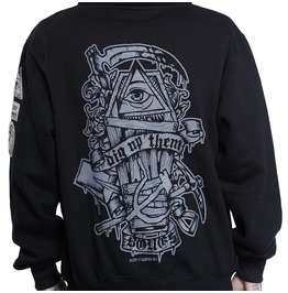 Toxico Clothing Black Dig Up Ziphood